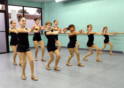 Photo of dancers